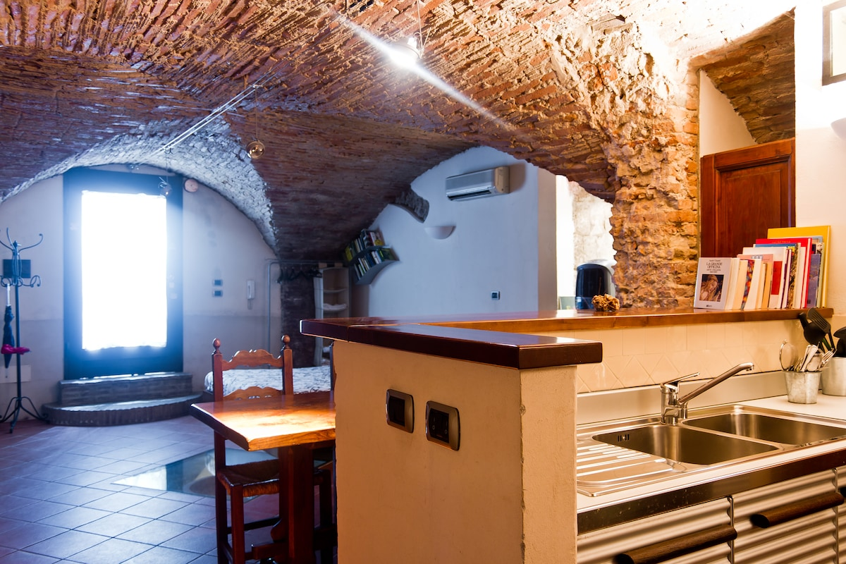 50 sm Studio in the historic centre