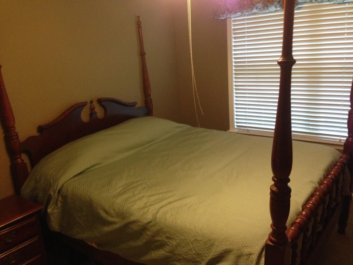 """The """"Regency Room""""  Sleeps Two"""