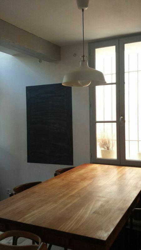 La grande table conviviale