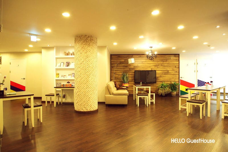 The Hello Guest House for 8 dorm