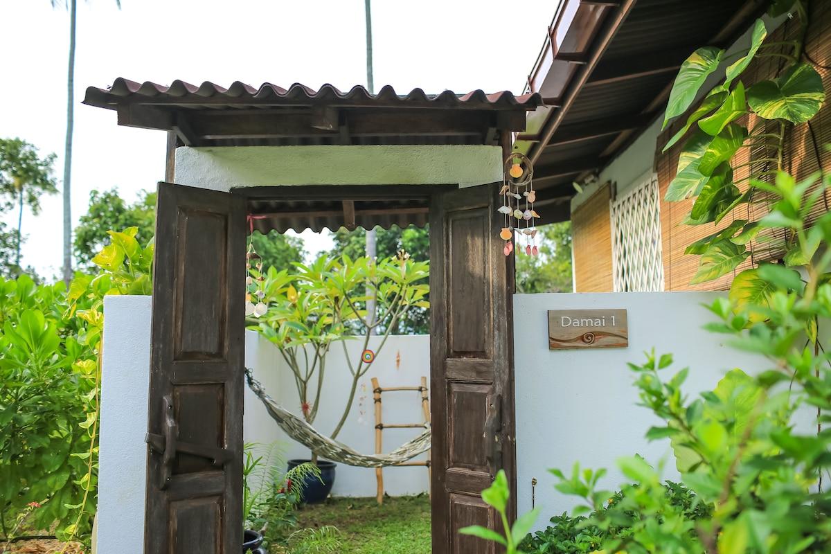 Entrance to Damai 1.