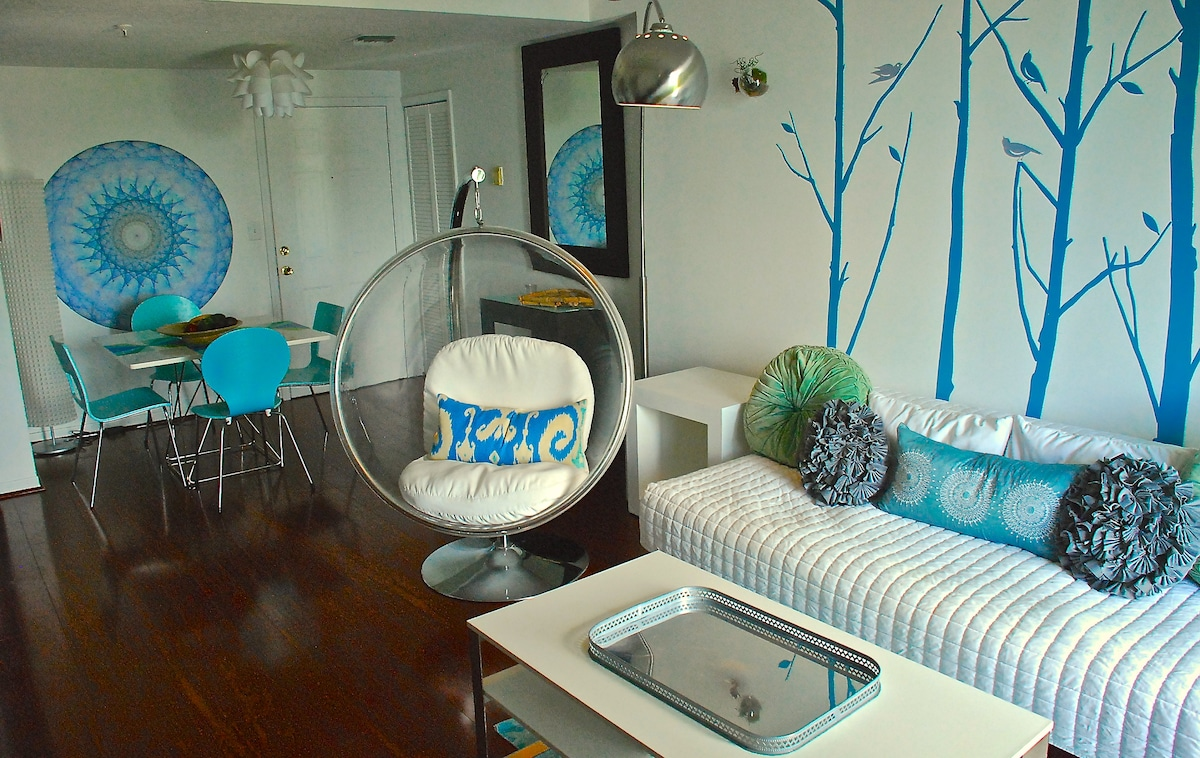 Peaceful Modern in Top Location Mia