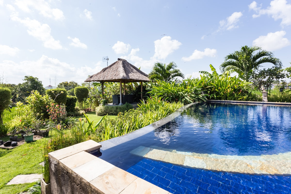 Villa in south Bali with pool
