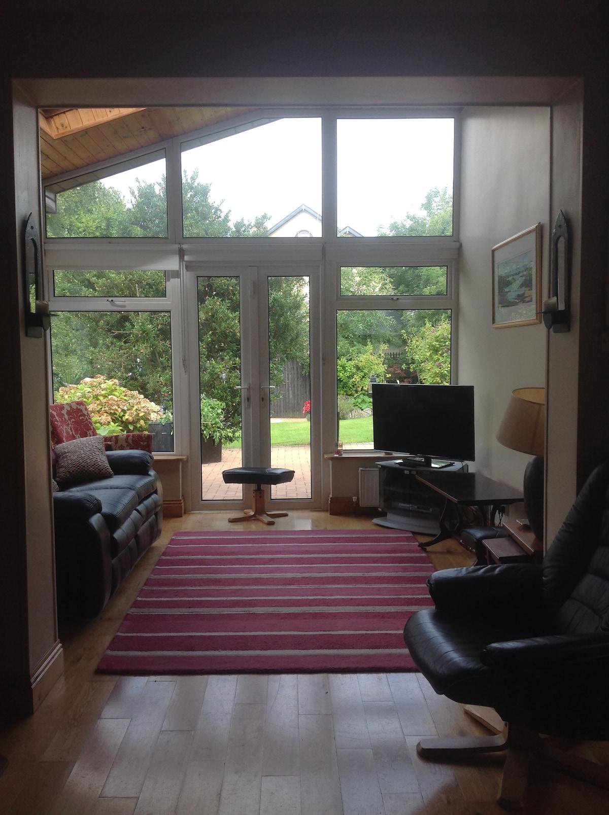 Splendid Salthill Luxury Home