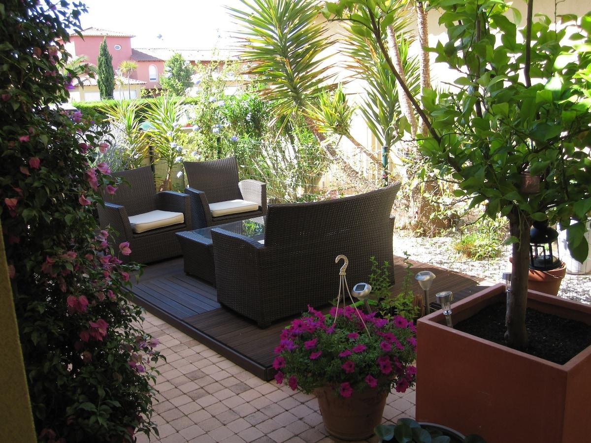 Quiet room in Montpellier/Lattes