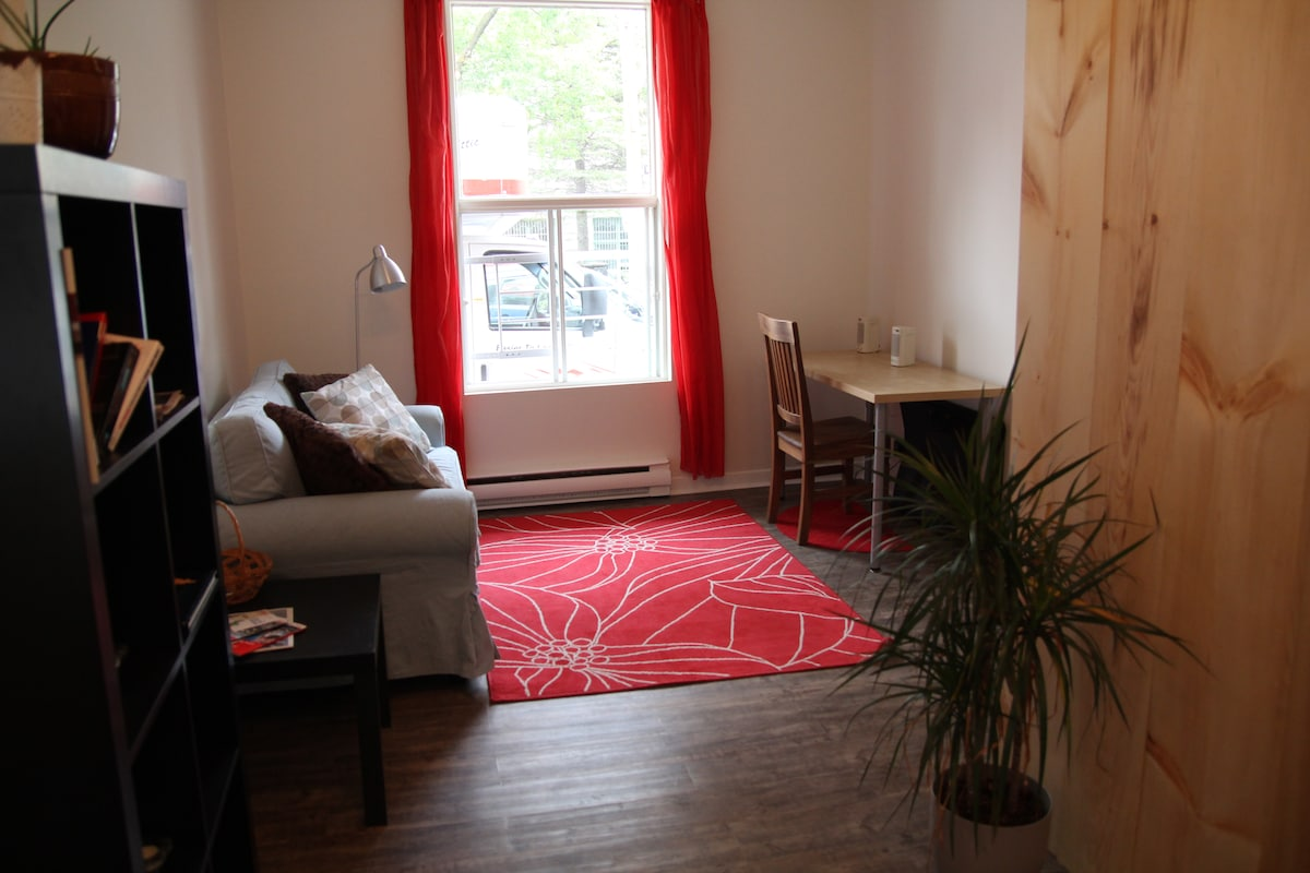 Full equiped apartment in Homa