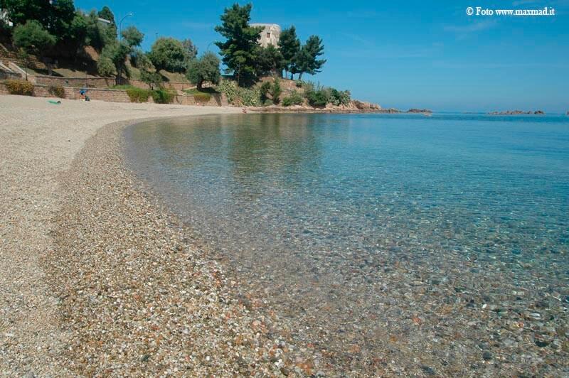 Spiaggia Centrale di Santa Maria Navarrese