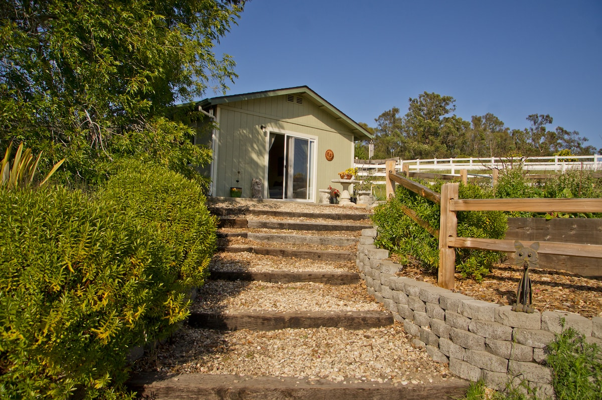 Studio close to beach and wineries
