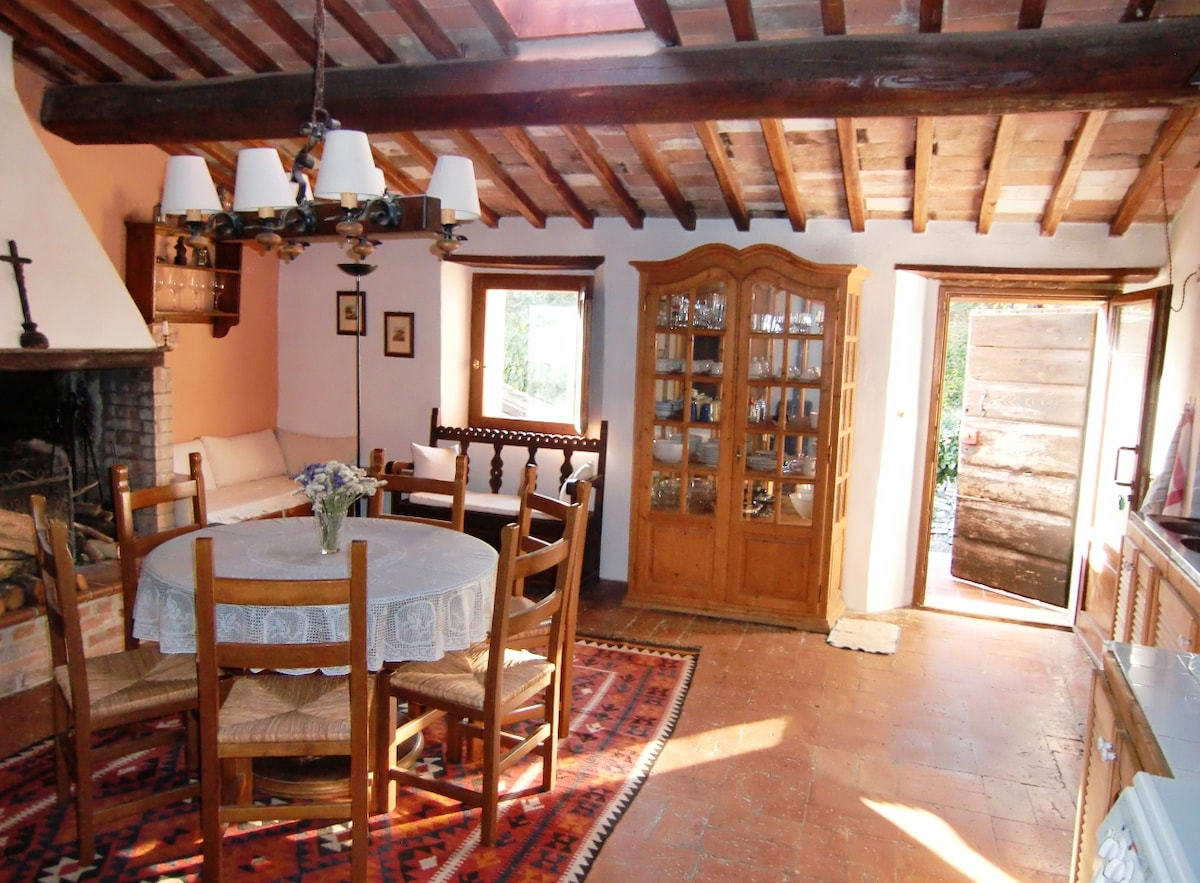 Peacefull appartment Siena Tuscany