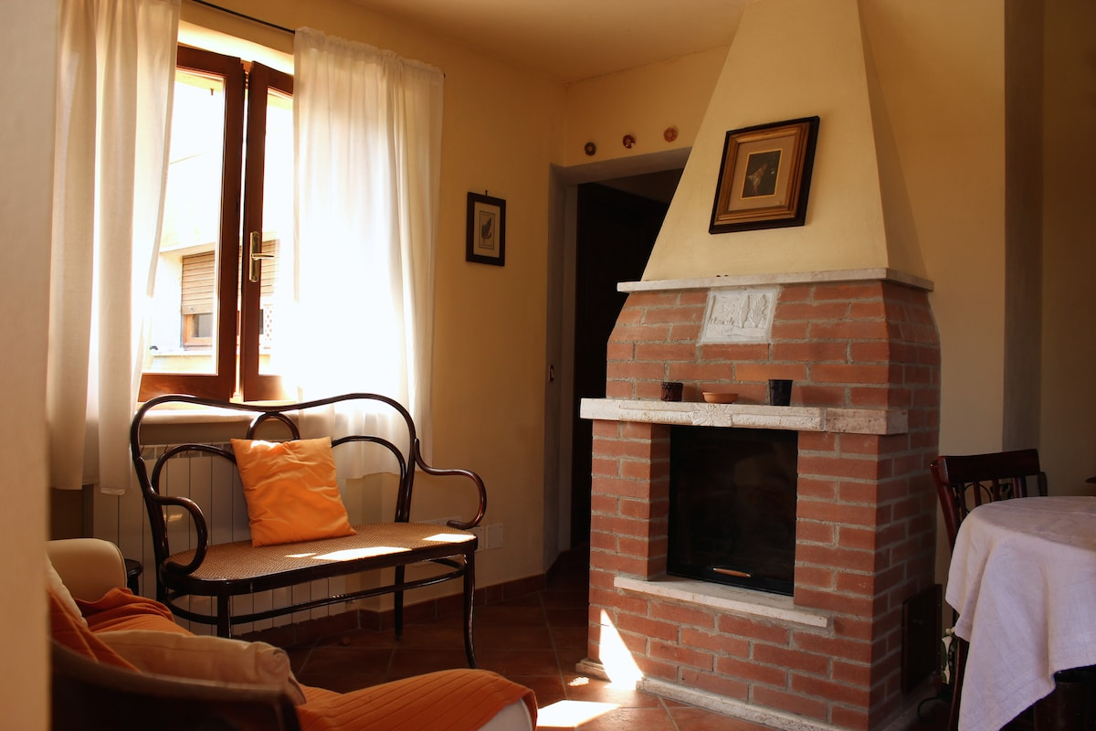 Your Tuscan House in Sarteano-Siena