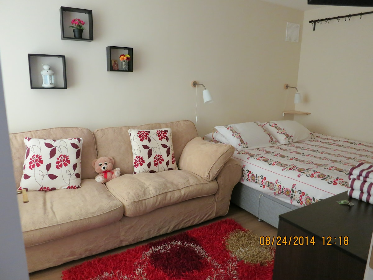 Beautifully Decorated Double Room