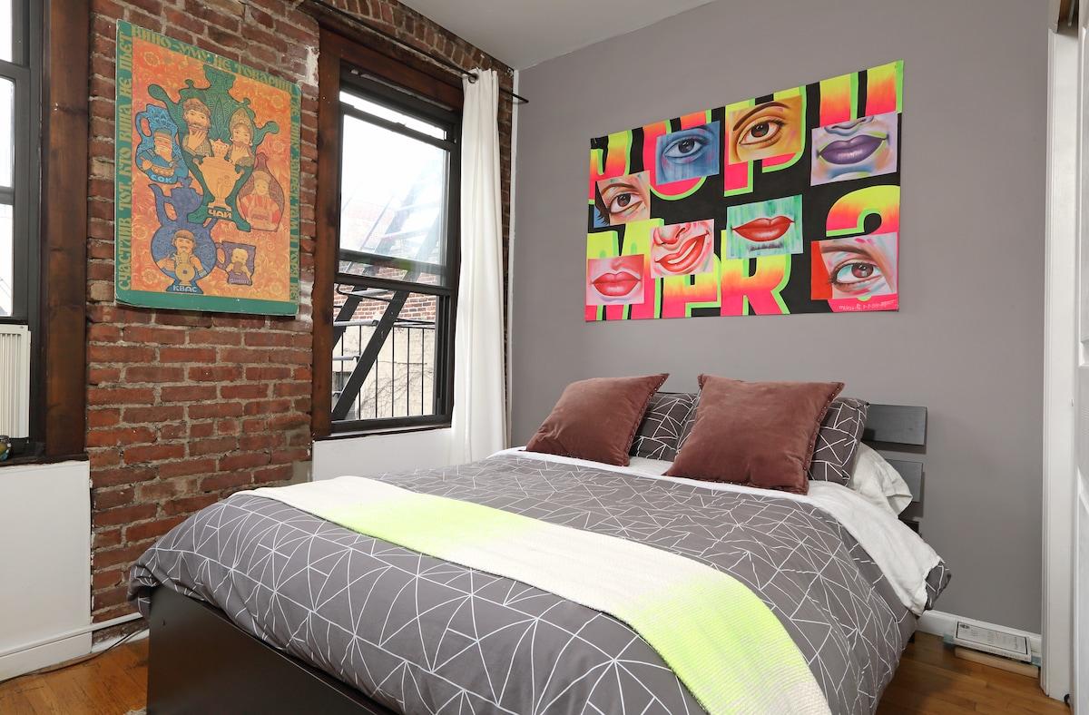 Charming modern apartment