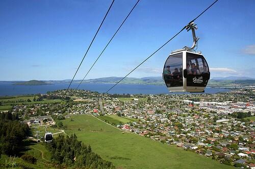 Views from Skyline Gondola