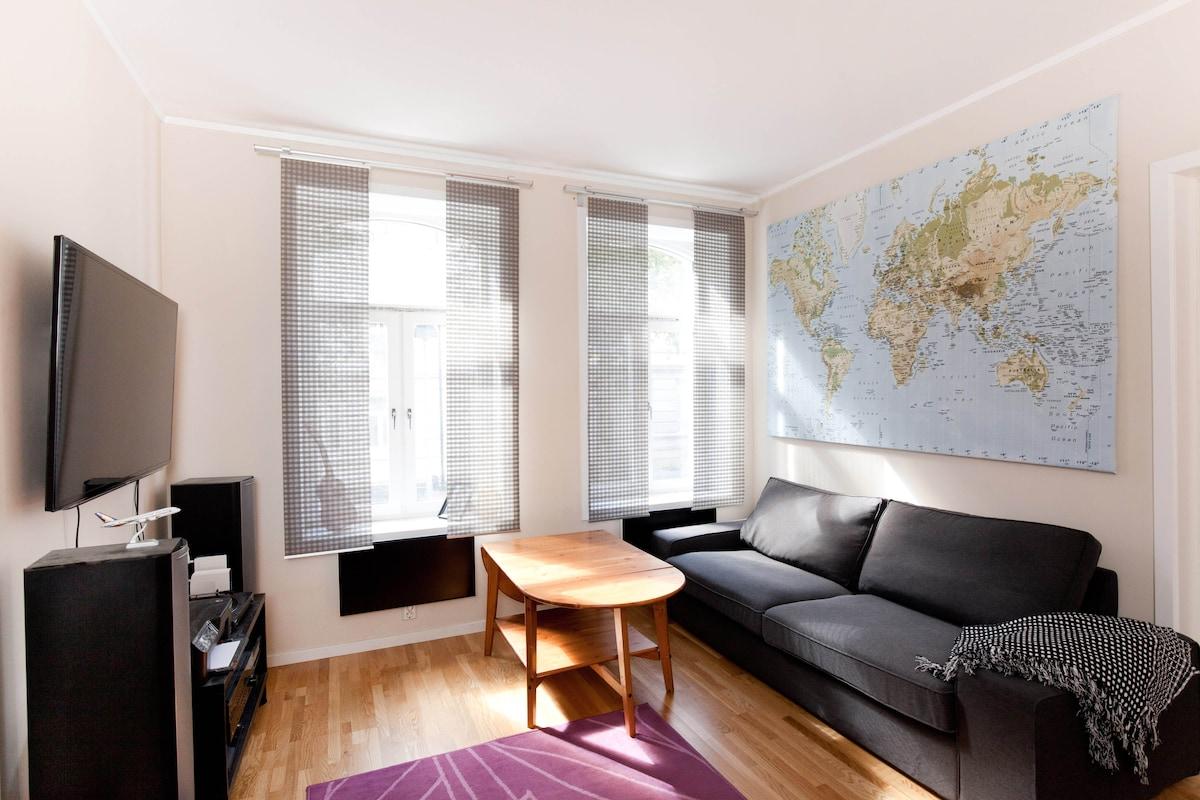 Room @ superurban Grünerløkka