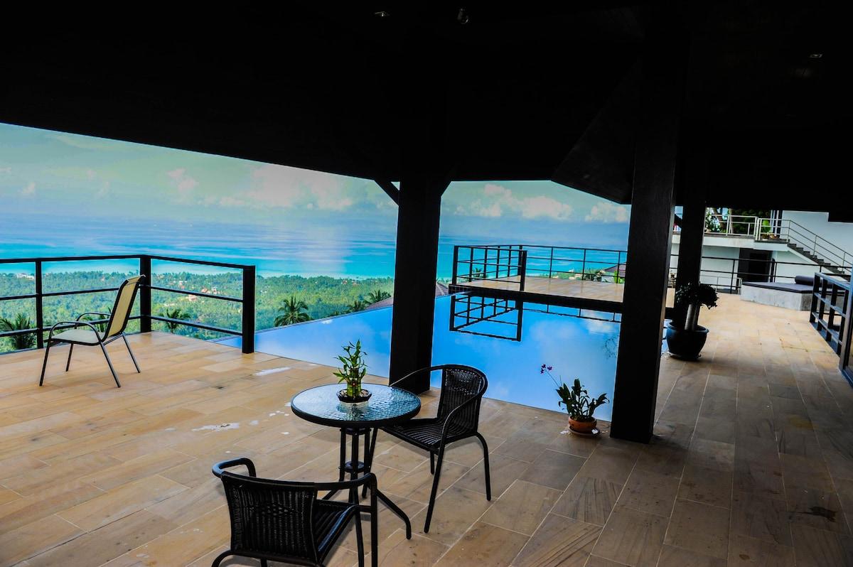 Beautiful 1BR private pool villa.