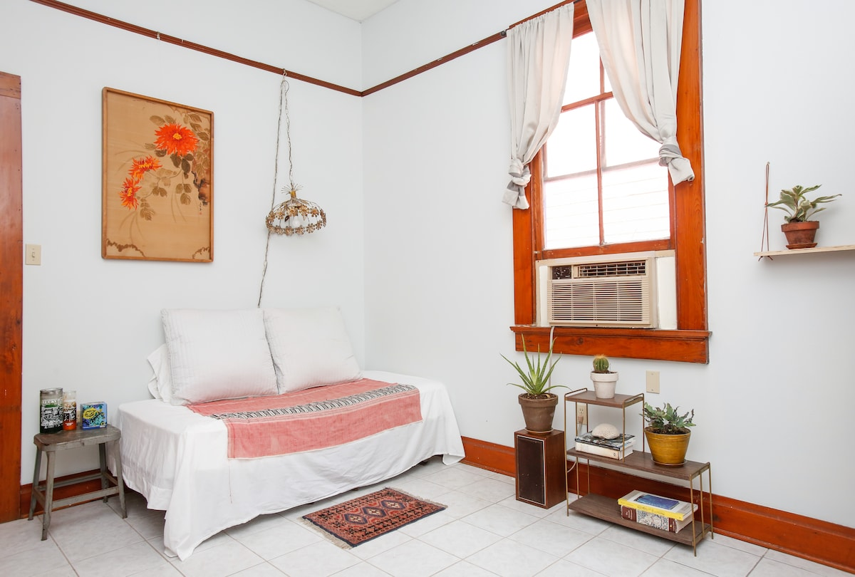 A Room of Your Own in the Bywater