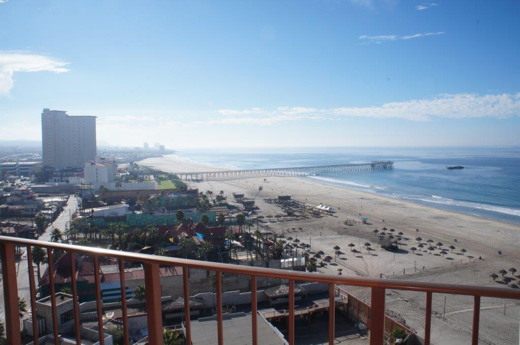 Ocean Front Rosarito Downtown.