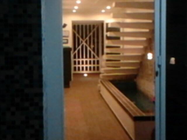 Hall de acceso en Casa Boquilla del Mar