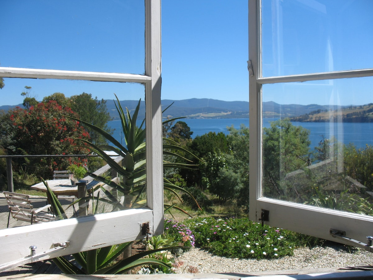 Hideaway on Victoria, Bruny Island