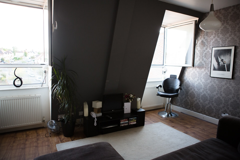 Lovely 1 Bed Top Floor Apartment