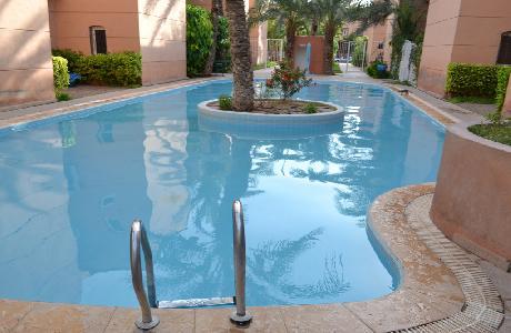 communal swimming pools