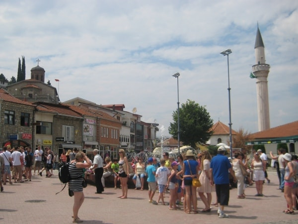 Old bazar street