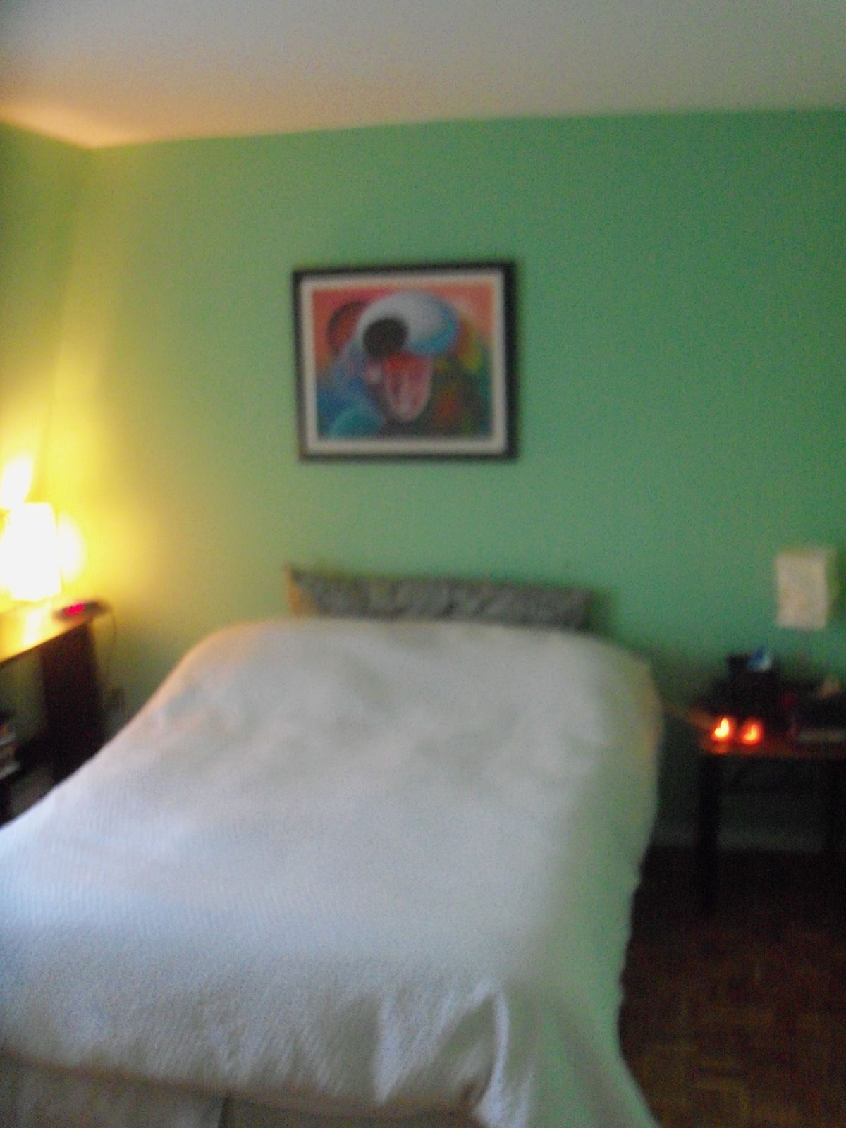 Another picture of the guest bedroom. Sleep well!
