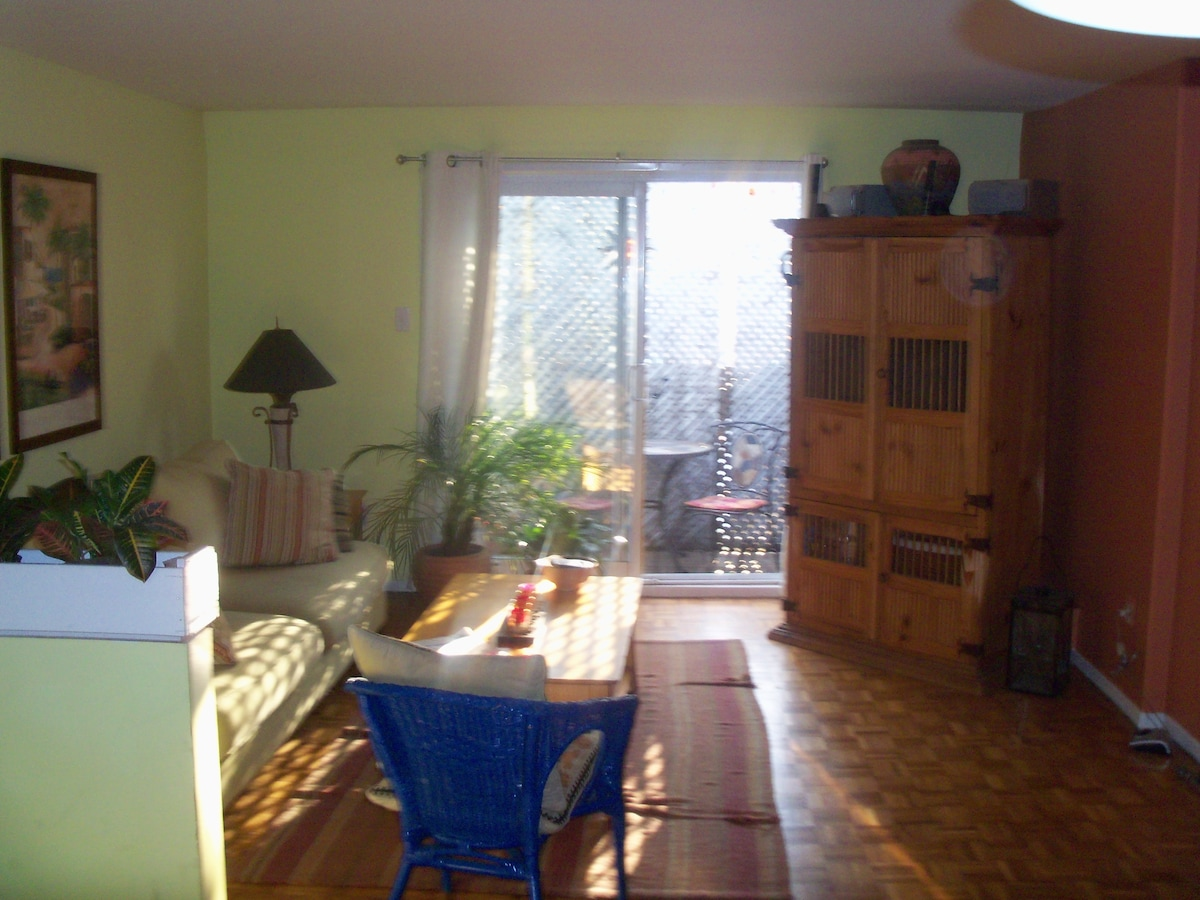SUNNY DOUBLE ROOM IN CORKTOWN HOUSE