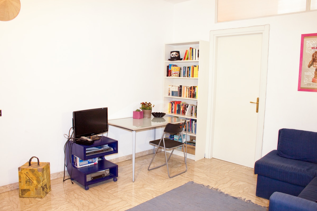 Single room (metro Garbatella)