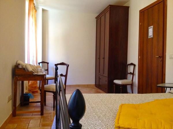 Camera Space, abbondante spazio per un terzo letto per un adulto o per bambini.