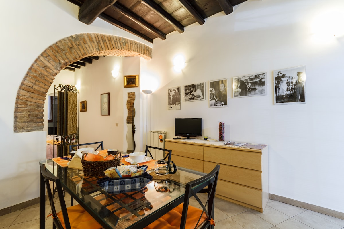 Lovely apartment Trastevere - WiFi