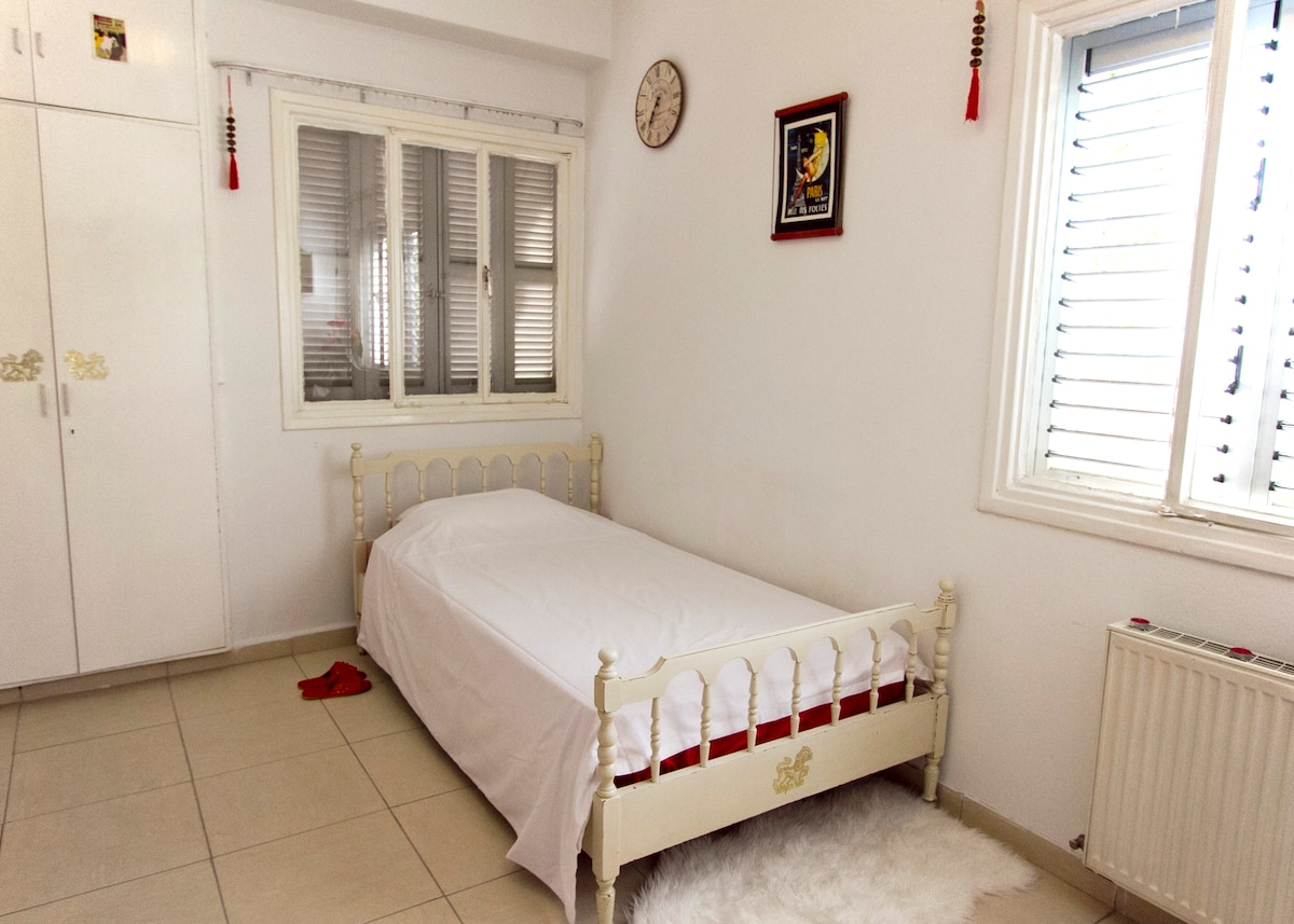 Big bedroom in old house Nicosia