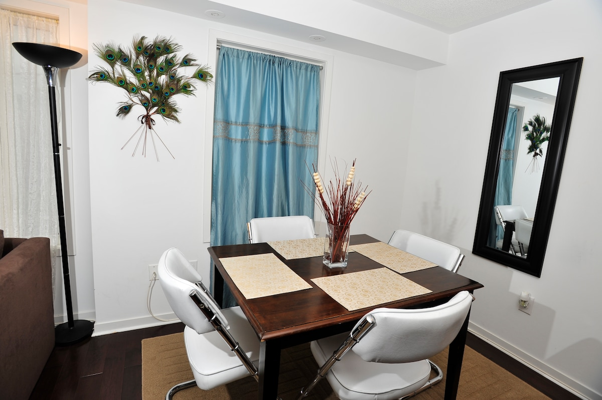 Townhouse 2-Bedroom Apt (Downtown)