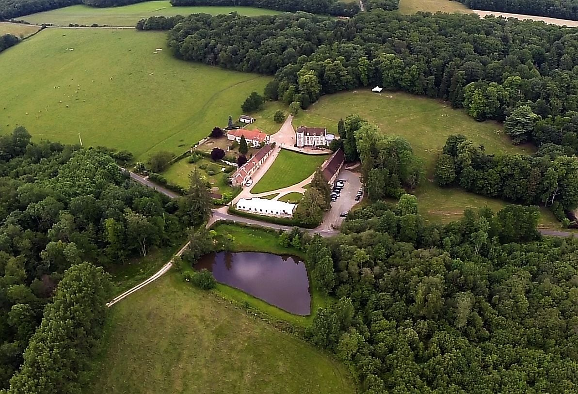 Become the lord or lady of this 16 bedroom, 300 acre estate