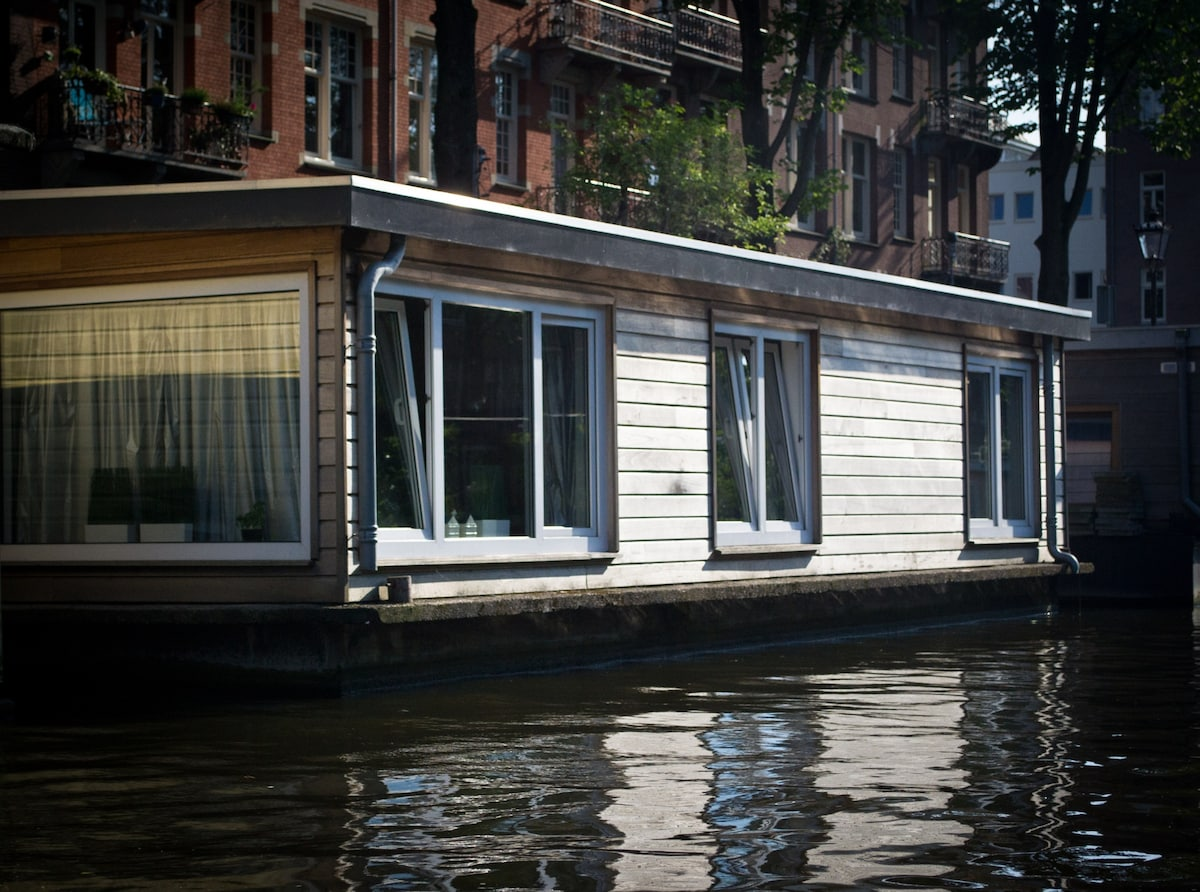 Your private Amsterdam houseboat!!!