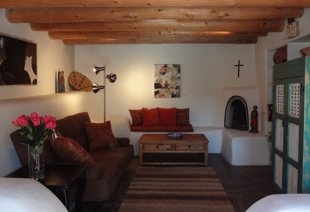 Taos Lodging Best Downtown location