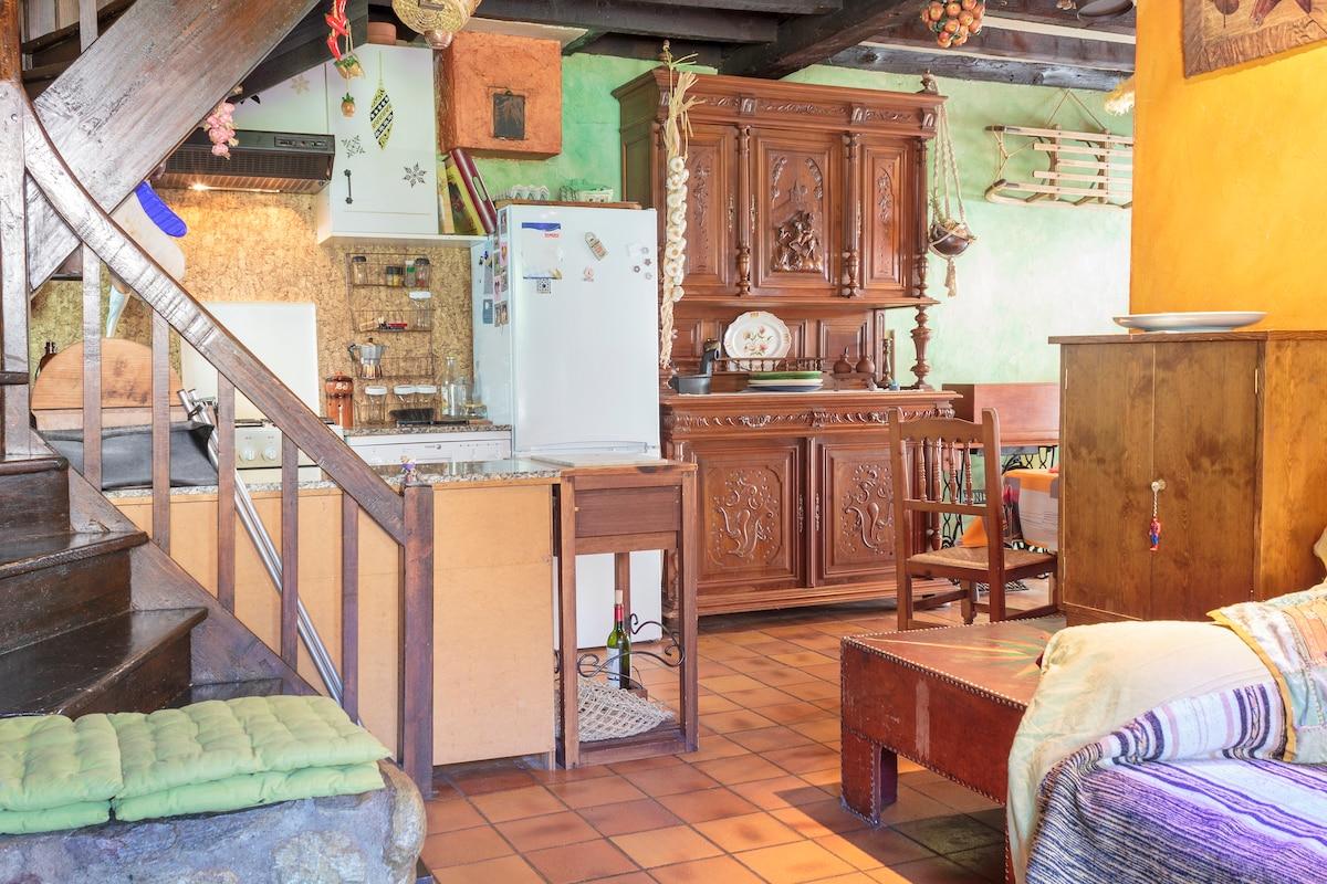 Casa Tradicional  Ariege Pirenees