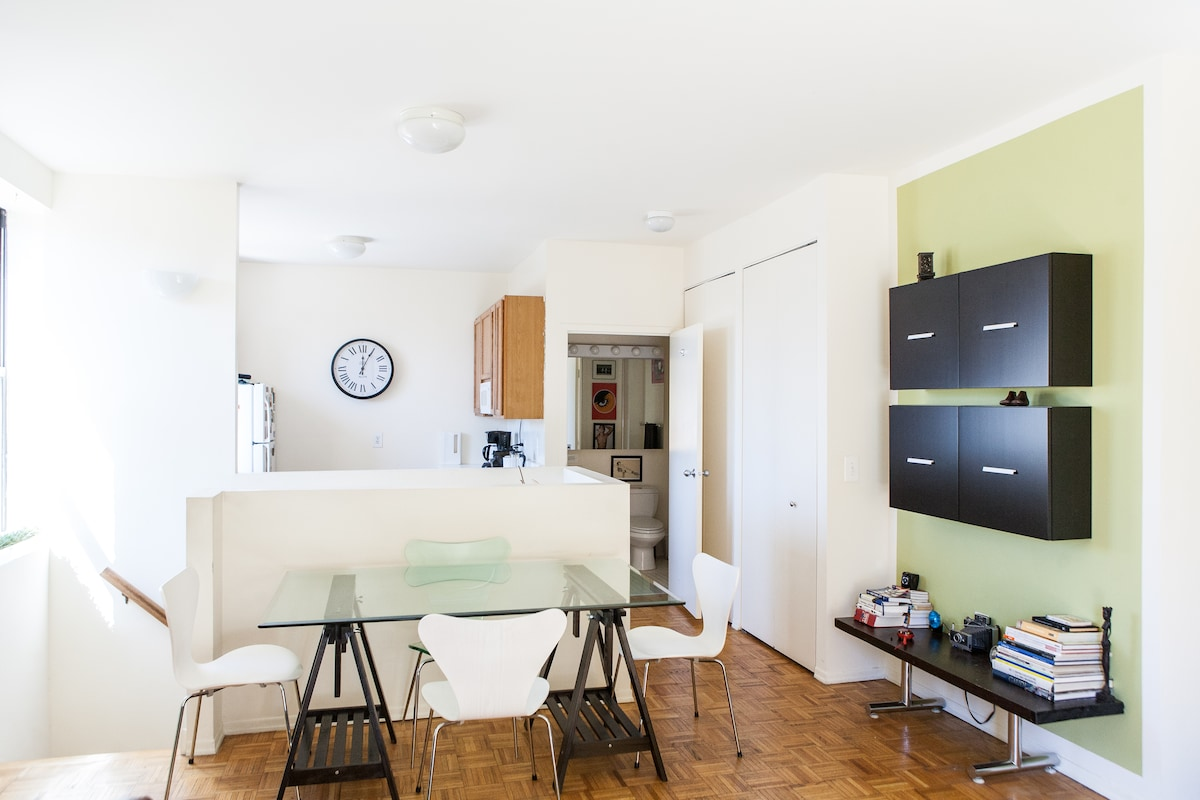 Great PH Duplex in the heart of NYC