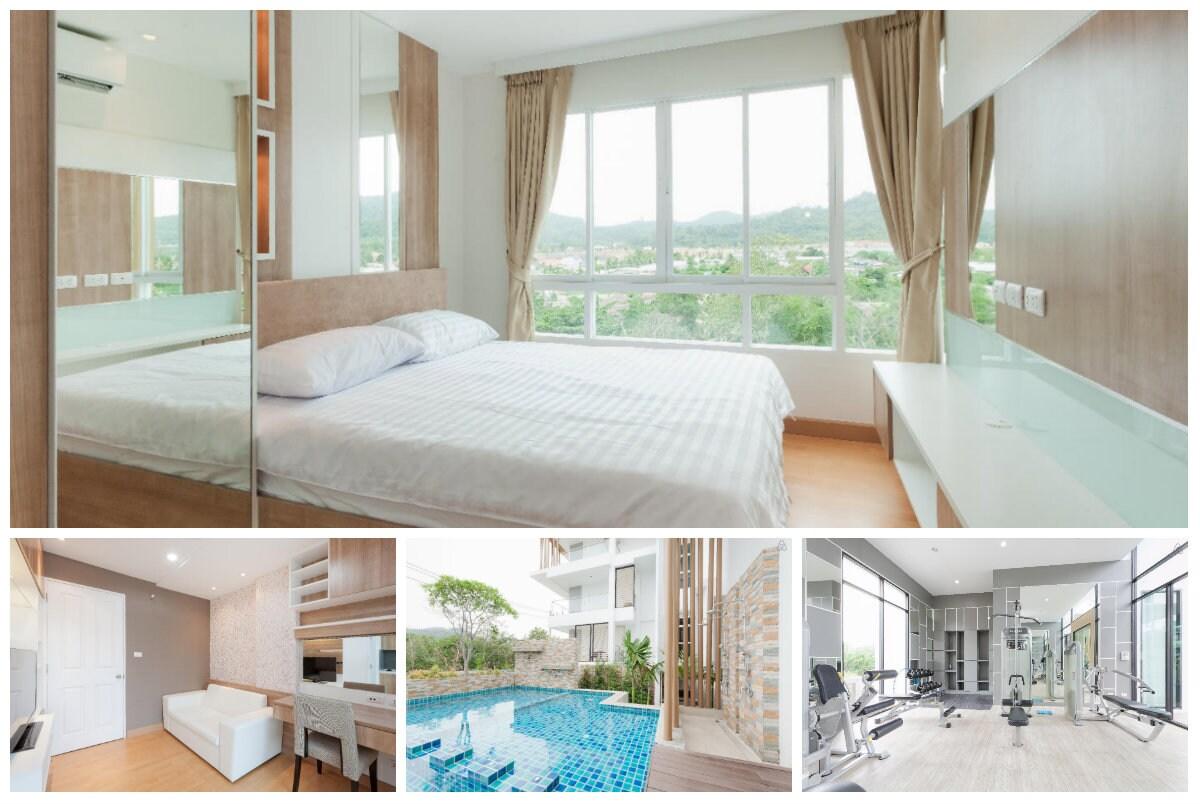 Modern & Cosy One Bedroom Condo