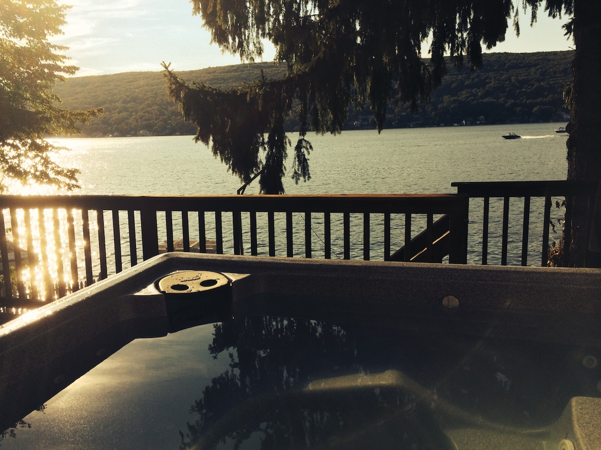Stunning Lakehouse, 1 Hour fm NYC!