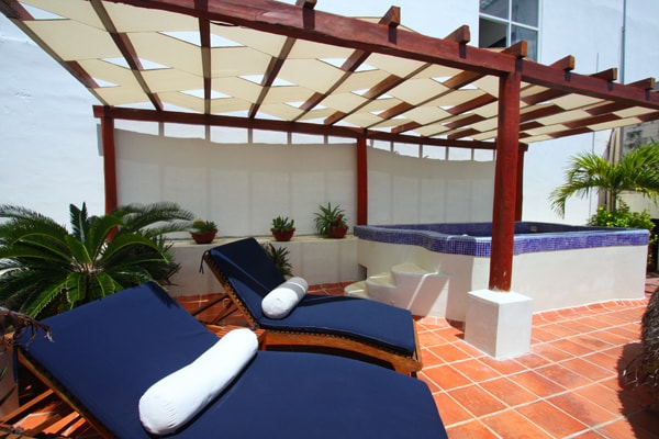 Breezy RooftopPrivate Pool Sacbe 11