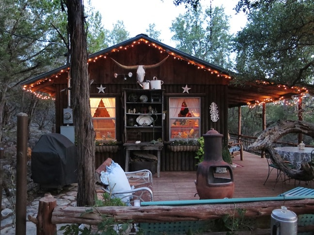 Rustic Private Cabin, Blanco River