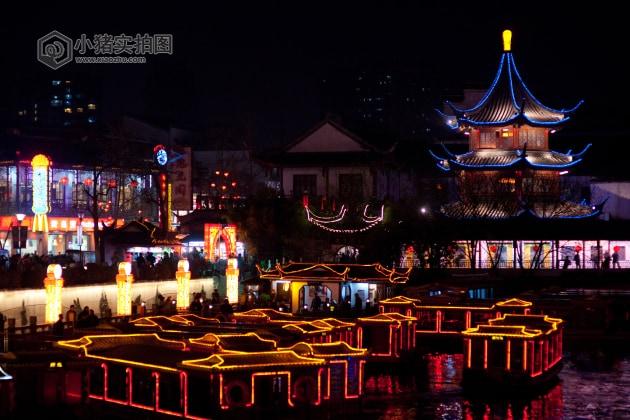 夫子庙景区秦淮河畔---第一民宿