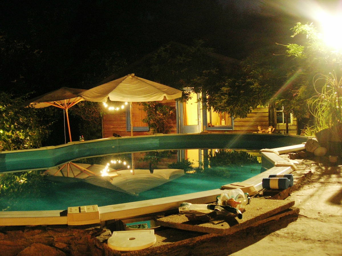 Atypical Holidayhome & Pool & View