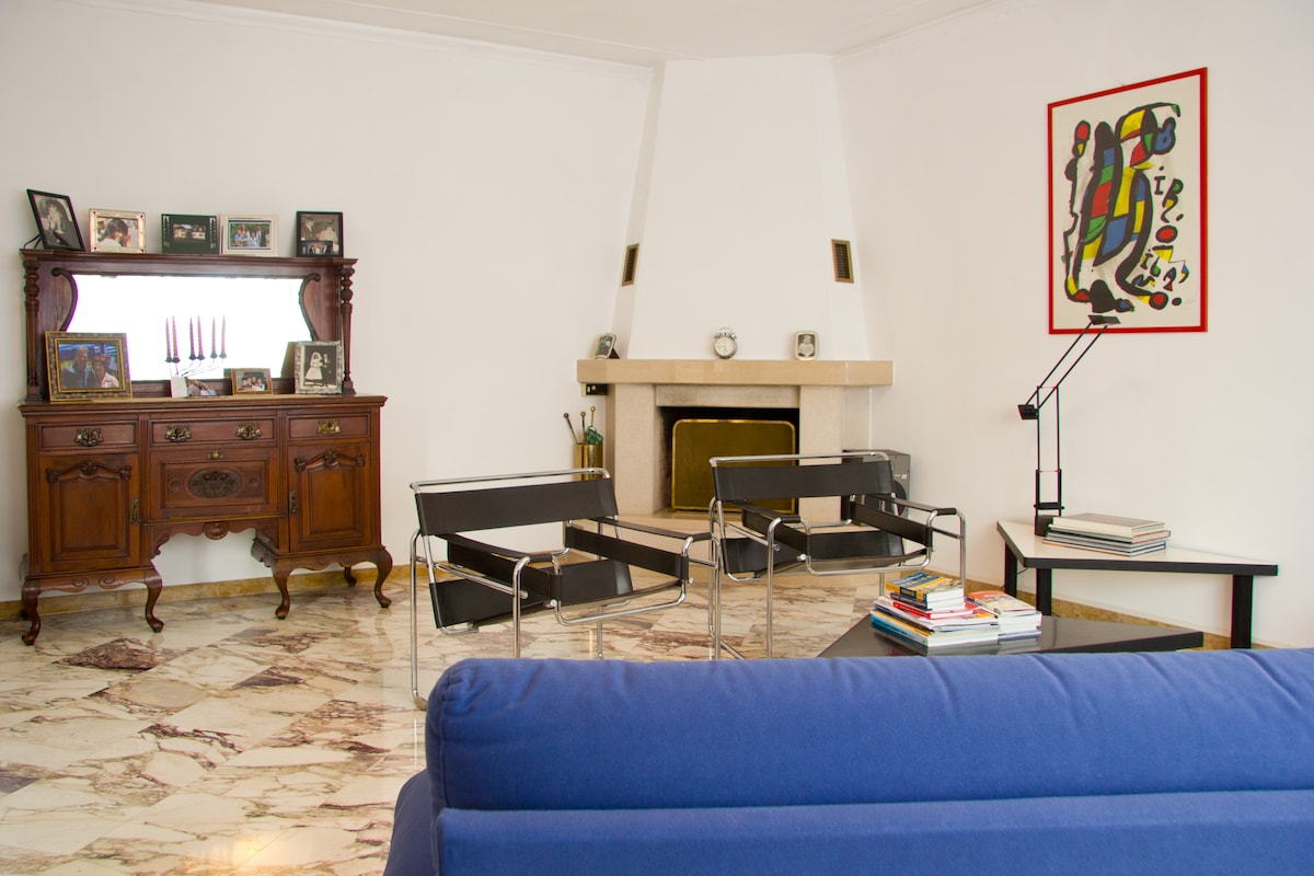 Single house Pordenone near Venice