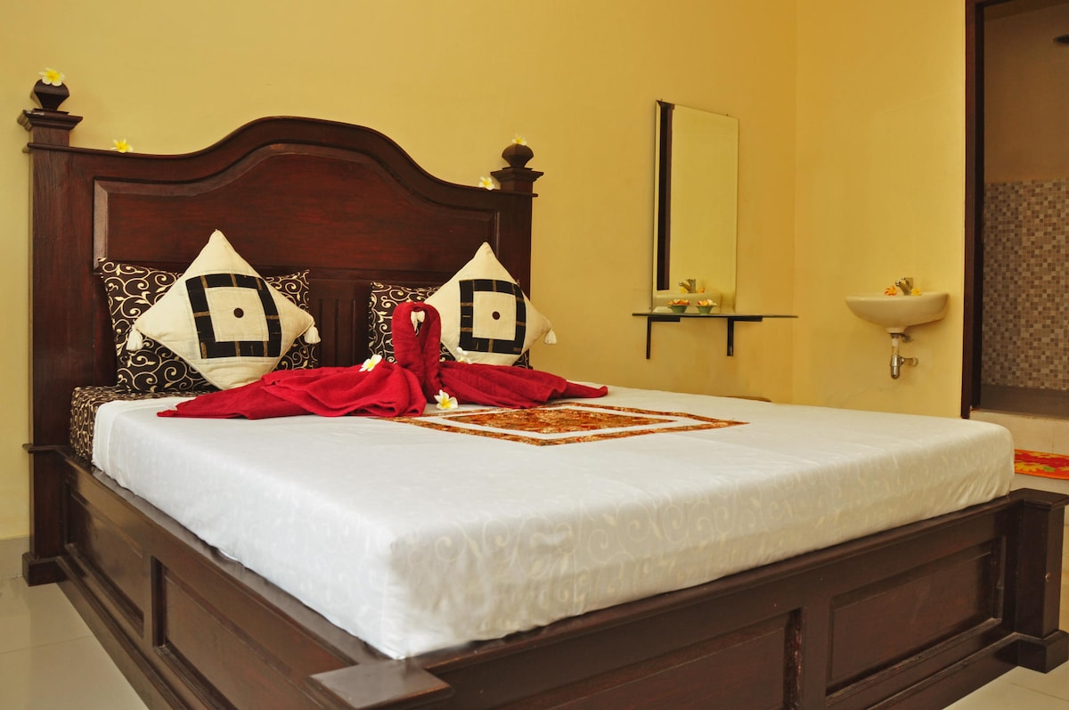 Clean Guest Room