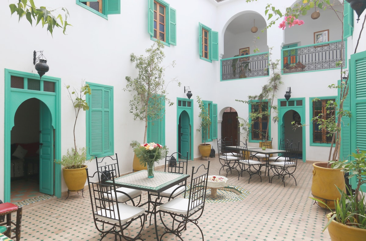 Riad Aida confort et tradition