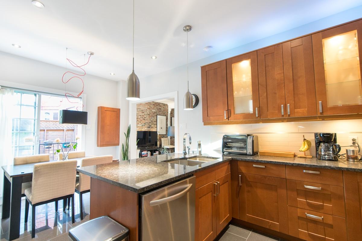 Shared Kitchen - access to dishwasher