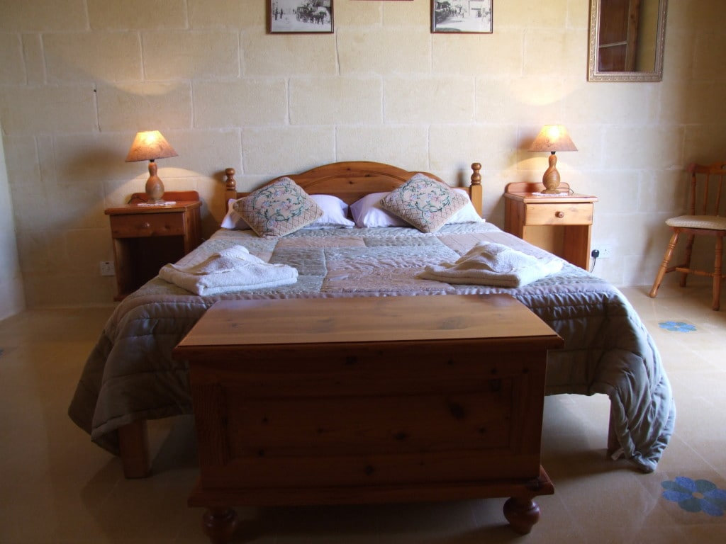 St. Agnes B&B, Xaghra King Room