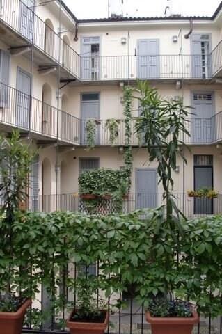 Old Milan Internal court